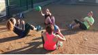 Séance de coaching sportif